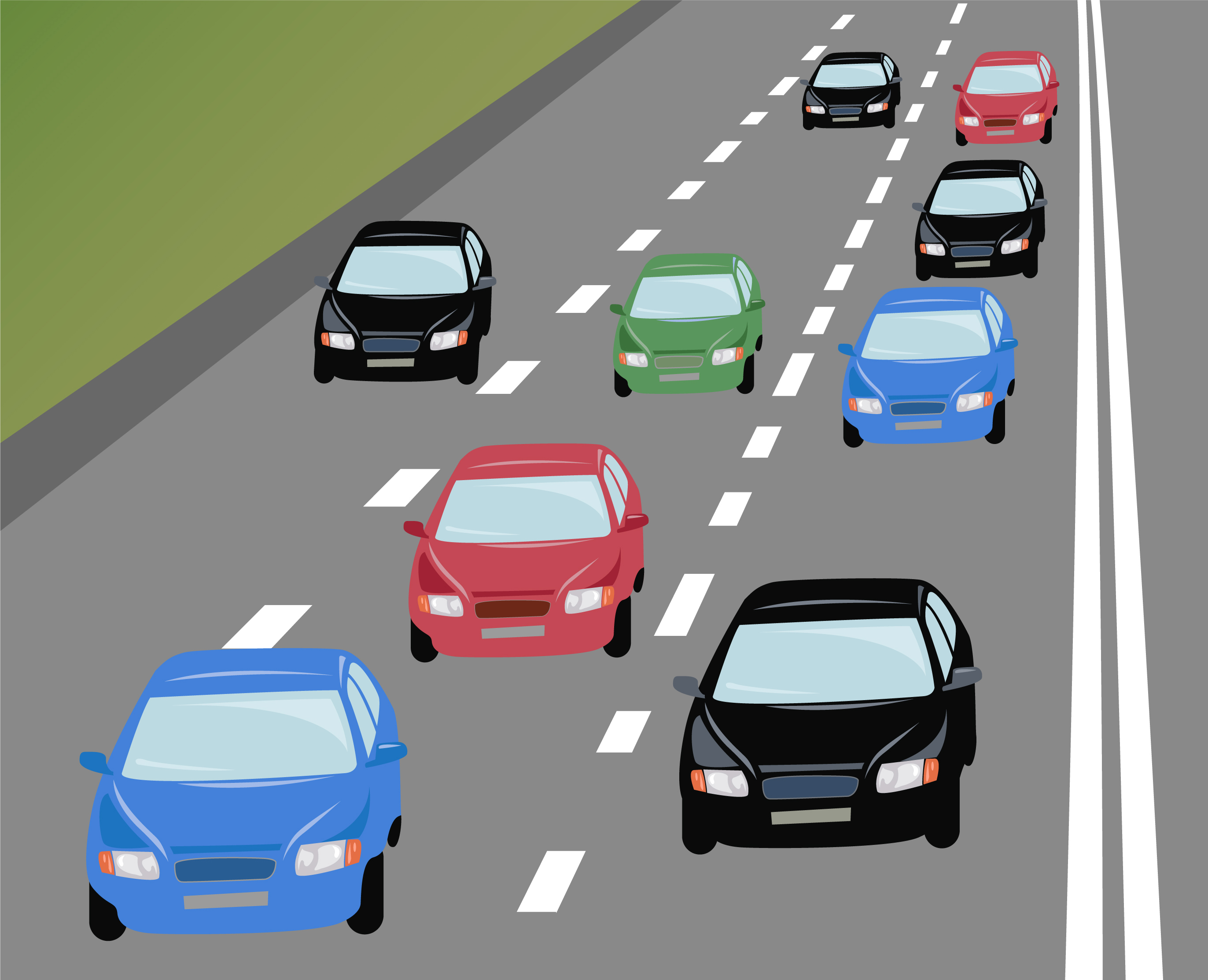 Slow Left Lane Driving: The Law and Why It\'s So Dangerous