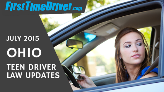2015 New Ohio Teen Driving Laws